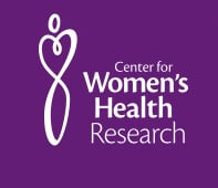 Center for Women's health research logo