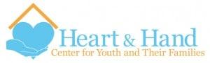 Logo of Heart & Hand Center logo