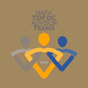 NAP Top DC Advisor Teams Logo